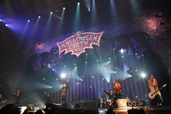 「HALLOWEEN PARTY 2011」[1日目]