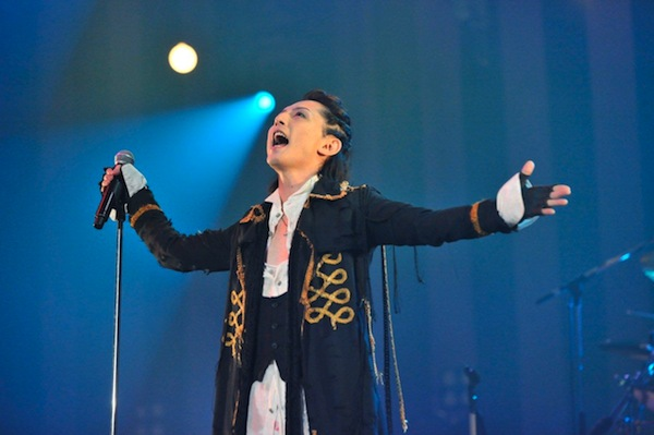 「HALLOWEEN PARTY 2011」[2日目]青木隆治
