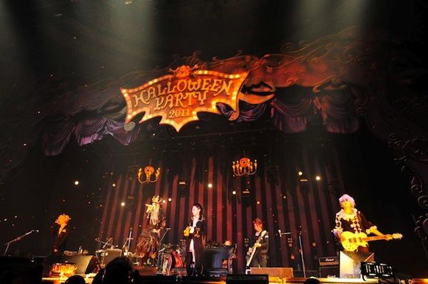「HALLOWEEN PARTY 2011」[2日目]