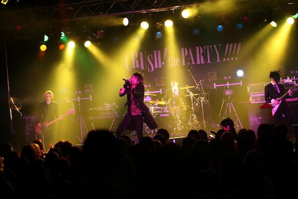 「CRUSH! the PARTY!!!!」Annies Black