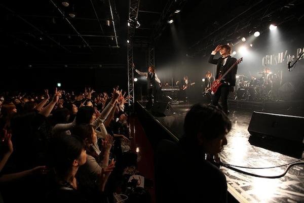 「CRUSH! the PARTY!!!!」ケミカルピクチャーズ