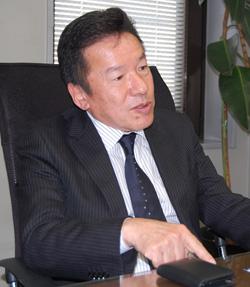 株式会社FM802 代表取締役専務 栗花落光氏