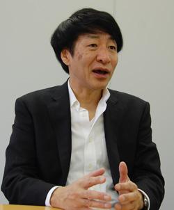 株式会社エムアップ 代表取締役 美藤宏一郎氏
