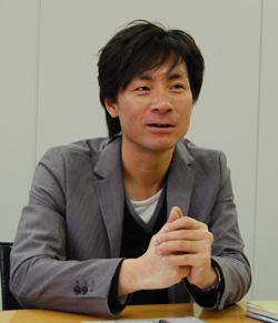 株式会社エムアップ 取締役 姉帯恒氏
