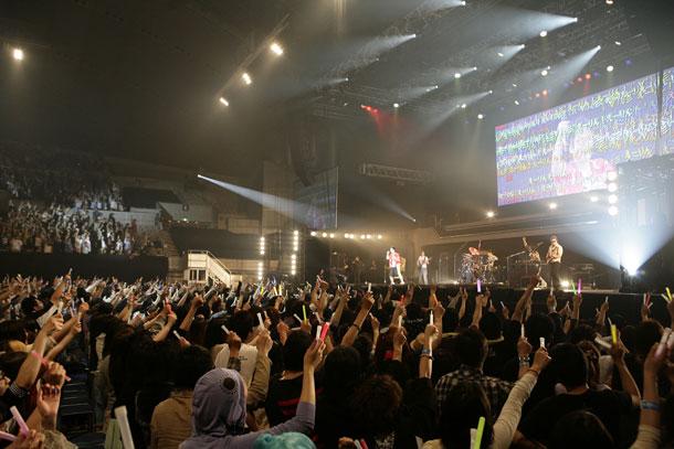 約91万人動員、ニコニコ超パーティーで田村淳らがニコ動ユーザーとコラボ