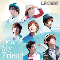 U-KISS「Dear My Friend」【CD+DVD】