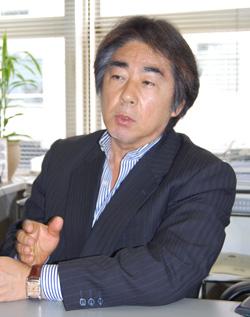 株式会社スペースシャワーネットワーク 代表取締役会長 金森清志氏
