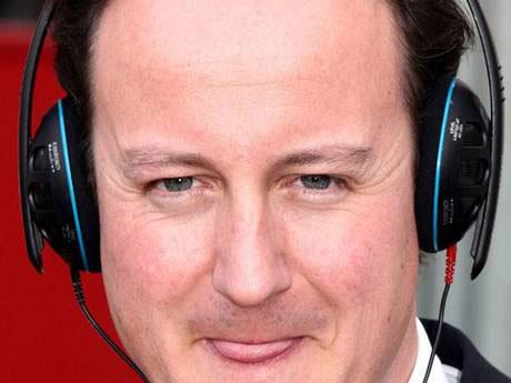 キャメロン英首相