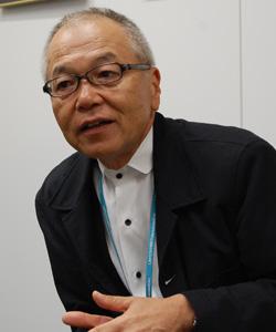 株式会社ローソンHMVエンタテイメント 代表取締役社長 坂本 健氏