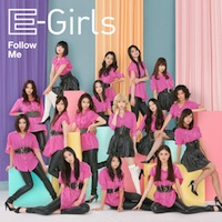 E-Girls「Follow Me」【CD】