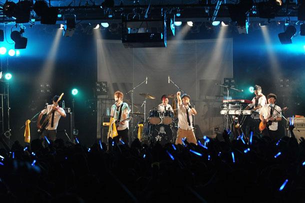 Brand New Vibe 恵比寿リキッドルームでワンマンライブ開催