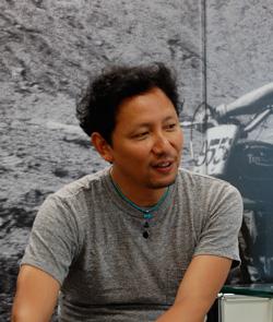 株式会社クリエイティブマンプロダクション 代表取締役社長 清水直樹氏