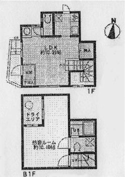 地下防音室付 新築デザイナーズマンション