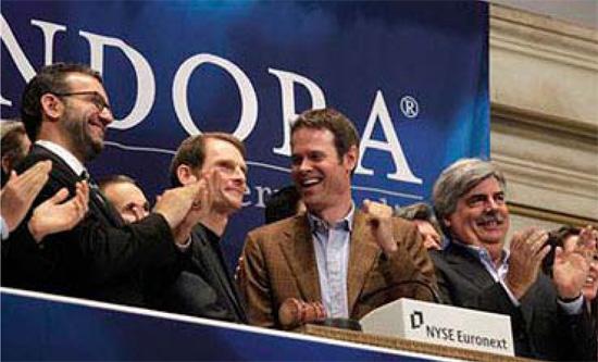 連載第23回 アメリカで、PandoraがFacebookの次ぐらい使われている