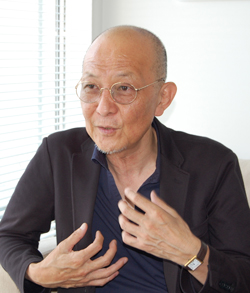 株式会社Birthday Eve 代表取締役社長 水谷 隆氏