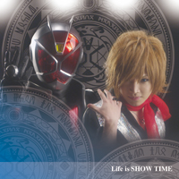 鬼龍院翔 from ゴールデンボンバー「Life is SHOW TIME」