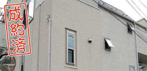 【成約済】希少価値!大田区防音室付売り戸建て住宅