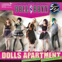 DOLL$BOXX「DOLLS APARTMENT」