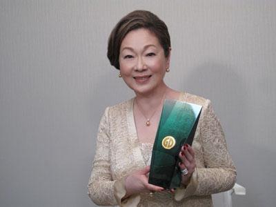 「第27回 日本ゴールドディスク大賞」由紀さおり