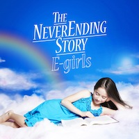 E-gilrls「THE NEVER ENDING STORY」CD_RZCD-59325