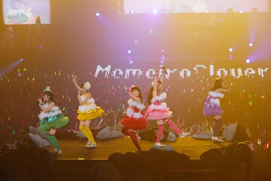 ももいろクローバーZ JAPAN TOUR 2013「5TH DIMENSION」3月12日大阪城ホール