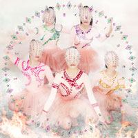 ももいろクローバーZ、アルバム「5TH DIMENSION」初回限定盤B