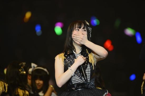 SKE48 チームEリーダーに任命された松井玲奈