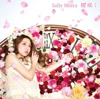 三浦サリー、シングル「桜咲く」