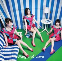 Perfume、シングル「Magic of Love」通常盤