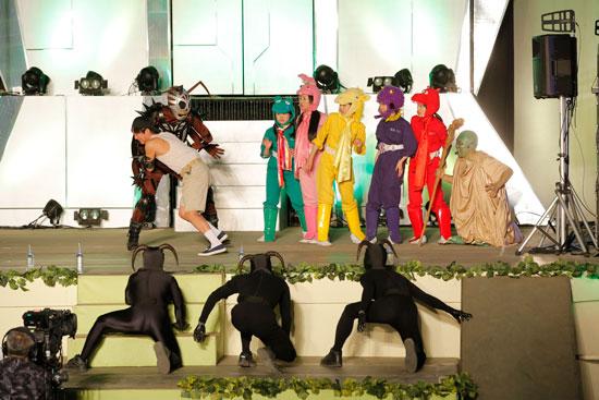ももいろクローバーZ、ももクロ子供祭り2013 〜守れ!みんなの東武動物公園 戦え!ももいろアニマルZ〜」5月5日埼玉・東武動物公園