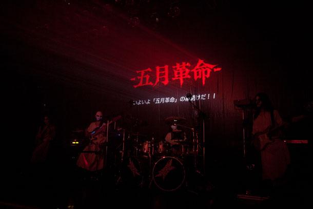 「BABYMETAL DEATH MATCH TOUR 2013 –五月革命-」5月10日大阪BIG CAT