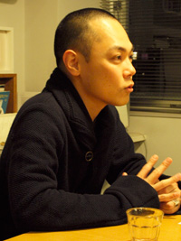 竹中直純氏(OTOTOY代表)