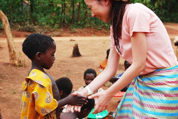 MISIA アフリカの子どもたち