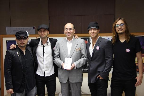 MONKEY MAJIK東日本大震災復興プロジェクト「SEND愛」、「東日本大震災みやぎこども育英募金」へ寄付