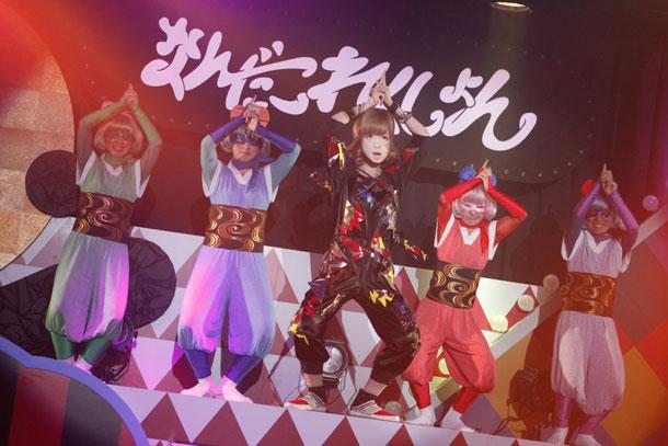 きゃりーぱみゅぱみゅ「なんだコレクション2013」