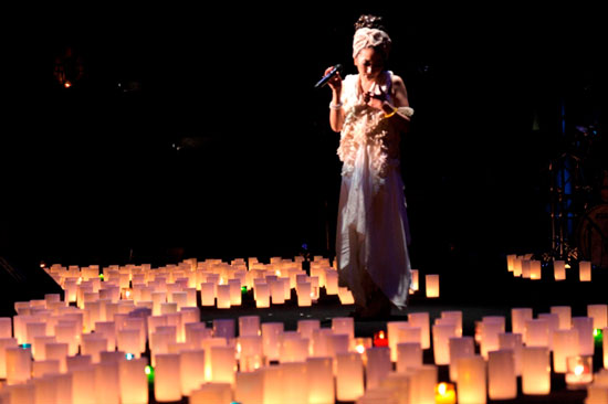 「Misia Candle Night Fes.」7月13日、14日山梨・河口湖ステラシアター
