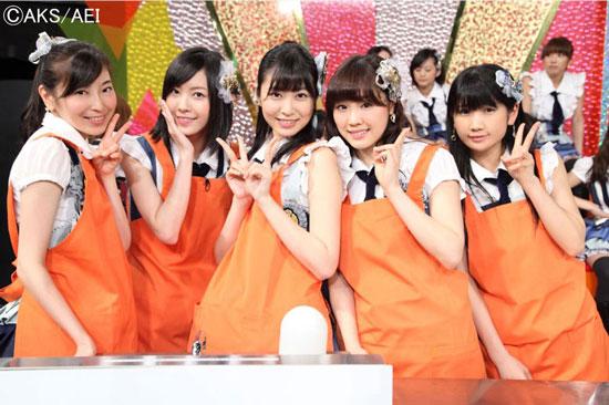 「SKE48チーム対抗!稲妻!ガチクッキングバトル」