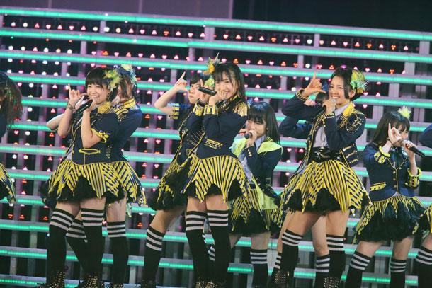 「AKB48 2013 真夏のドームツアー~まだまだ、やらなきゃいけないことがある~」7月20日福岡・福岡ドーム