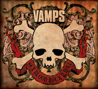 VAMPS ベスト盤「SEX BLOOD ROCK N' ROLL」