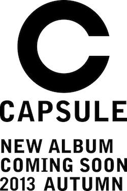 CAPSULE告知ロゴ