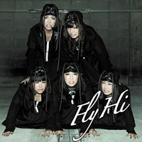 BiS シングル「Fly / Hi」BiS階段盤 ※初回限定盤
