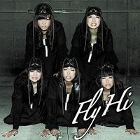 BiS シングル「Fly / Hi」MV盤 ※通常盤