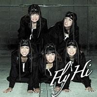 BiS シングル「Fly / Hi」CD盤 ※初回限定盤