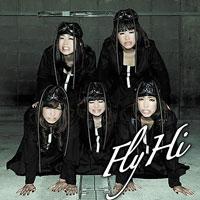 BiS シングル「Fly / Hi」CD盤 ※通常盤
