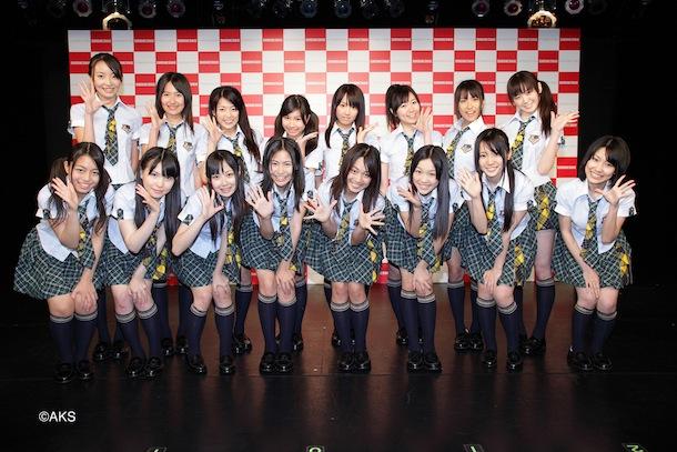 SKE48 TeamKII-1st