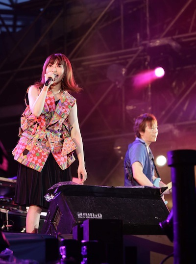 8/31「a-nation stadium fes.」Every Little Thing