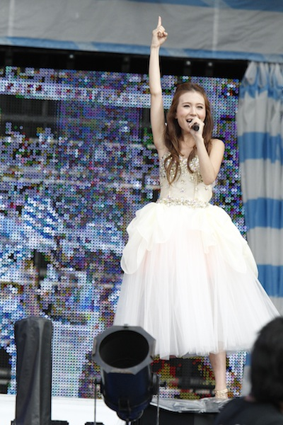 9/1「a-nation stadium fes.」May J
