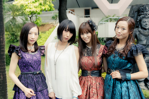 Kalafina、藍井エイル「Anime Festival Asia Indonesia 2013」9月6日〜8日