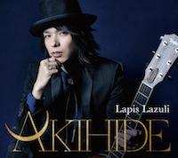 BREAKERZ・AKIHIDE「Lapis Lazuli」初回限定盤