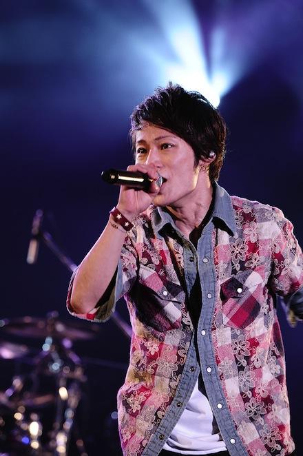 「イナズマロック フェス 2013」9月21日 UVERworld TAKUYA∞